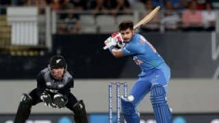 India vs New Zealand, 1st T20: Shreyas Iyer, KL Rahul, Virat Kohli Help India Thrash New Zealand by 6 Wickets
