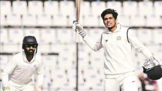 Shubman Gill Fined 100 Per Cent of Match Fee For Dissent Against Umpire During Ranji Trophy Match