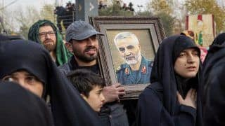 'All of a Sudden Boom, They're Gone Sir,' Trump Recounts Raid That Killed Qasem Soleimani