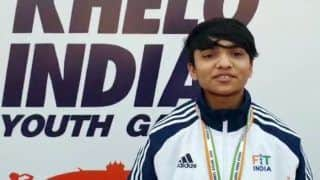 Khelo India Youth Games: Sonal Dodiya Dedicates Her Gold Medal in 44 Kg Category Judo Event to Parents