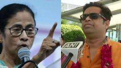 भाजपा सांसद का विवादित बयान, कहा- सीएए का विरोध करने वाले प्रख्यात नागरिक ममता बनर्जी के कुत्ते हैं