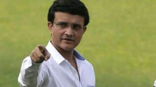 Sourav Ganguly Tweets Inspirational Message for Virat Kohli and Co. Ahead of 2nd ODI Against Australia