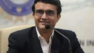 Playing Under Pressure Much Tougher Than Being BCCI President: Sourav Ganguly