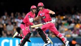 Sydney Sixers vs Melbourne Renegades Dream11 Team Prediction Big Bash League: Captain And Vice-Captain, Fantasy Cricket Tips THU vs REN Match 52 at SCG Sydney at 10.10 AM IST