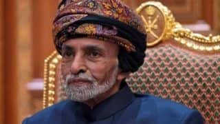 Oman's Sultan Qaboos bin Said Al Said Dies at 79; Three-Day Mourning Declared