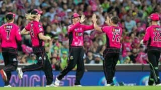 Sydney Sixers vs Hobart Hurricanes Dream11 Team Prediction Big Bash League: Captain And Vice-Captain, Fantasy Cricket Tips SIX vs HUR Match 39 at Sydney Cricket Ground, Sydney at 1.40PM IST