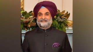 तरनजीत सिंह संधू को अमेरिका में भारत का राजदूत नियुक्त किया गया : विदेश मंत्रालय