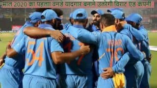 Indvaus heres indias predicted playing xi for the mumbai odi against australia 3908525