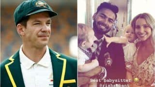 'My Wife Panicked With Million New Indian Followers': Paine Recalls Babysitter Sledge With Pant