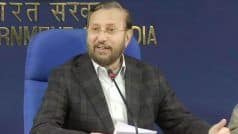 Union Budget 2020 Will Have Action Plan For Economic Slowdown,    Assures Prakash Javadekar