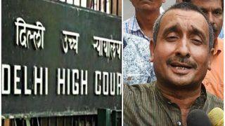 उन्नाव रेपकांड के दोषी MLA कुलदीप सिंह सेंगर की याचिका पर दिल्ली हाईकोर्ट ने CBI से मांगा जवाब