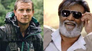Rajinikanth Suffers Injury While Shooting For Man vs Wild in Bandipur Tiger Reserve