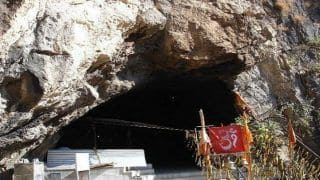 Vaishno Devi Shrine's Old Cave Opens For Pilgrims