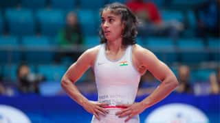 Wrestling: Vinesh Phogat Enters 53kg Final of Ukraine Wrestling Event on Competitive Return After a Year