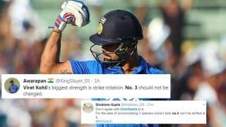KL Rahul at No 3, Virat Kohli at No 4 in 1st ODI Between India-Australia in Mumbai; Fans Criticise Move | POSTS