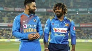 India vs Sri Lanka 2019 2nd T20I: Virat Kohli Wins Toss, India Opt to Field At Indore
