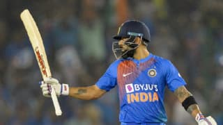 Virat Kohli On The Cusp of Breaking Another Record of MS Dhoni Ahead of 3rd T20I Against New Zealand