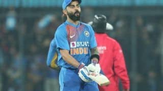 India vs Sri Lanka 2020: Virat Kohli Becomes Fastest to Reach 11,000 International Runs As Captain