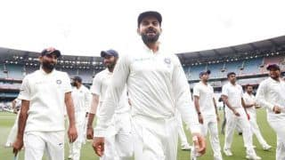 Icc test team of the year 2019 virat kohli to captain 5 australian players included in playing xi 3910283