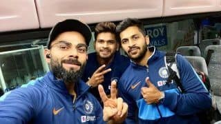 Virat Kohli Shares Latest Picture With Shreyas Iyer, Shardul Thakur as Team India Reaches Auckland Ahead of T20I Series Versus New Zealand