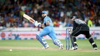 Ind vs NZ: Virat Kohli Surpasses MS Dhoni at Hamilton to Score Most Runs by Indian Captain in T20Is