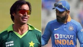 Shoaib akhtar on mumbai odi defeat virat kohli cannot come in 28th over to bat 3910504
