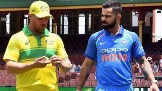 IND vs AUS: वनडे सीरीज के लिए भारत लैंड हुई ऑस्ट्रेलियाई टीम, जानें पूरा कार्यक्रम
