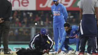 Vvs laxman annoyed with acas mismanagement that lead to abandoned guwahati t20i 3902073