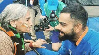 टीम इंडिया की उम्रदराज फैन चारूलता पटेल का 87 साल की उम्र में हुआ निधन