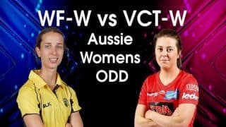 Dream11 Team Prediction Western Fury Women vs Victoria Women: Captain And Vice Captain For Today Aussie Women's ODD 2019-20 Match 9 WF-W vs VCT-W at Melbourne Cricket Ground 4:30 AM IST January 7