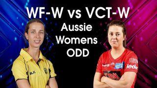 Dream11 Team Prediction Western Fury Women vs Victoria Women