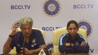 Striking Emotional Balance Crucial For World Cup: India Women Coach WV Raman