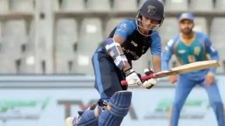 Quadrangular under 19 series divyash saxena hits century yashasvi jaiswal hits half century india u 19 beat zimbabwe u 19 by 89 runs 3900099