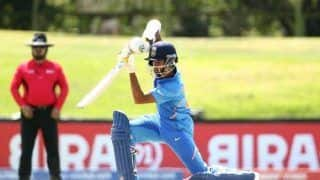 ICC U19 World Cup: India Begin Title Defence With Emphatic 90-Run Over Sri Lanka | India.com