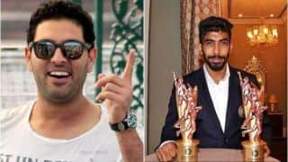 Yuvraj Singh Takes Cheeky Dig at Jasprit Bumrah After India Pacer Sweeps BCCI Annual Awards in Mumbai