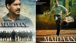 Trending News Today January 30, 2020: Maidaan Posters: Ajay Devgn's One Man Army Vibe as Football Coach Syed Abdul Rahim Looks Gold!