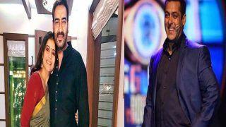 Bigg Boss 13 : अजय देवगन के साथ खेल-खेल में काजोल ने कहा कुछ ऐसा, कि हंसते-हंसते जमीन पर गिर पड़े सलमान