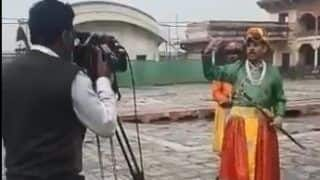 Watch: Pakistan Journalist Who Once Interviewed Buffalo Goes Viral Again For Royal Action
