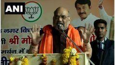 अमित शाह का हमला, कहा- केजरीवाल, राहुल गांधी दे रहे हैं शाहीन बाग जैसी घटनाओं को हवा