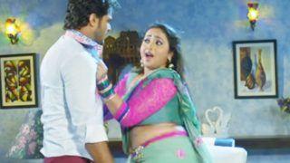 Rani Chatterjee Bold Dance Video: रानी चटर्जी ने खेसारी के साथ किया रोमांस, देखकर दिल हुआ बेकरार