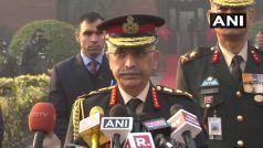 सेना प्रमुख बनने के बाद पहली बार जम्मू-कश्मीर के दौरे पर जनरल नरवणे, LoC भी जाएंगे