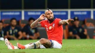Lawsuit Against Barcelona Won't Impact Arturo Vidal's Position in Team, Says Coach Ernesto Valverde