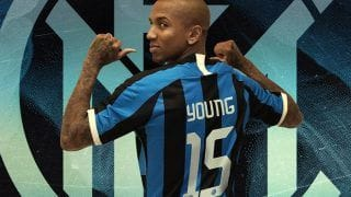 Ashley Young Completes Inter Milan Move From Manchester United
