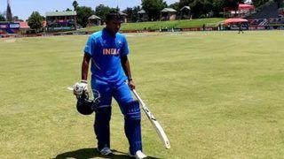 icc-under-19-cricket-world-cup-2020-atharva-ankolekar-ravi-bishnois-reargaurd-effort-helps-india-under-19-to-233-9-vs-australia-in-quarterfinal