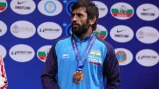 Bajrang Punia, Ravi Dahiya Land Gold at Rome Ranking Series