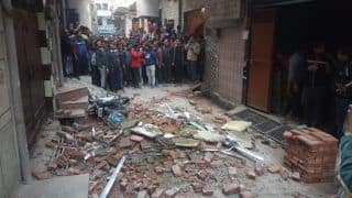Building Collapses in Delhi's Bhajanpura: Five, Including Four Students, Killed