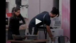 मधुरिमा ने अपने एक्स बॉयफ्रेंड को Fry Pan से मारा, वीडियो वायरल
