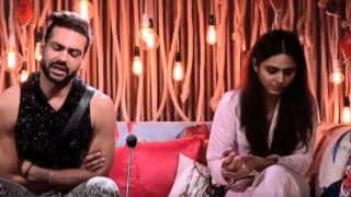 Bigg Boss 13: Madhrima Tuli Hits Vishal Aditya Singh With Slippers After Fight Gets Ugly- Watch