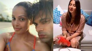 Karan Singh Grover's Birthday Wish For Bumbi Pie Monkey Princess Aka Bipasha Basu Drifts The Mushiness