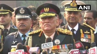 We Work Under Government in Power, We Are Far Away From Politics, Says Chief of Defence Staff General Bipin Rawat